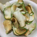 マレーシアのお菓子「クルプック」の揚げ方