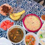 Nasi Minyak(ナシミニャク)★Terengganu(トレンガヌ)のおいしいご飯