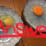 [答えと解説]クイズ!カンポンエッグはどっち!?