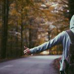 女一人で初めて海外でヒッチハイクした時の話