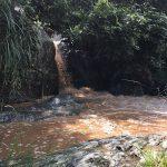 マレーシアの大雨の翌日に見た土壌流出と水汚染