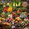 墓場と化す香りのないフルーツ売り場