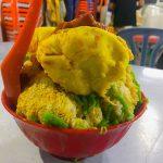 Durian King TTDIでクリーミーな極上のドリアンチェンドル